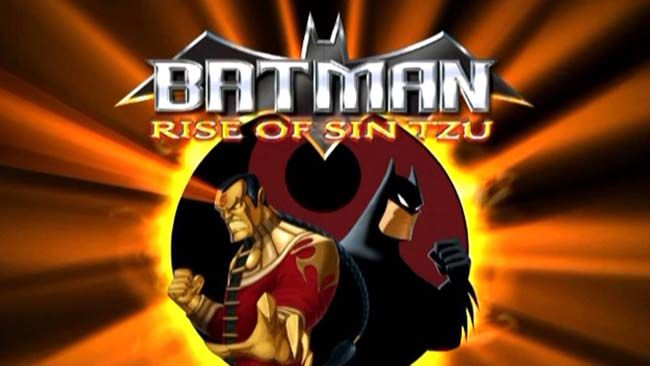 Batman Rise Of Sin Tzu Gcn Iso Usa