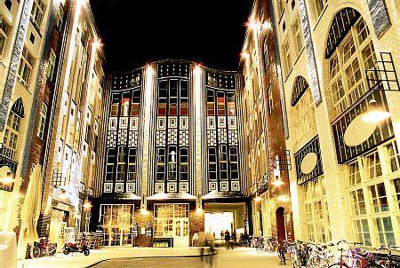 Hackesche Höfe in Berlin