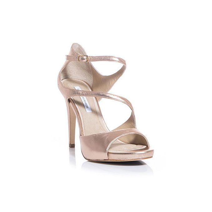 Rose Gold Wedding Shoes Rose gold wedding shoes Gold wedding