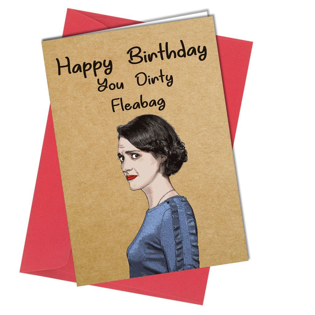 Personalised Birthday Card Funny Cheeky Adult Humour Rude Sister