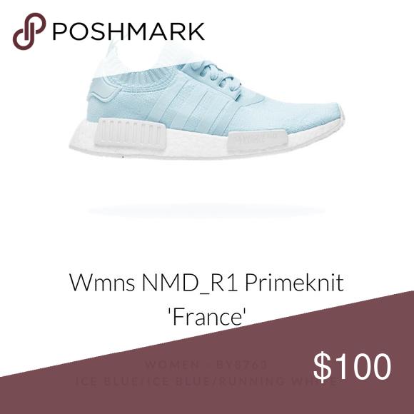 Wmns NMD_R1 Primeknit 'France'