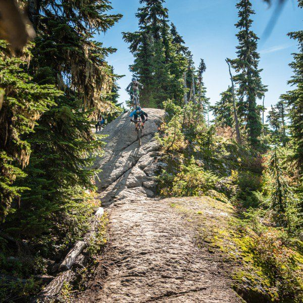 Professional coach Candace Shadley dishes her secrets on how to become a better mountain biker.