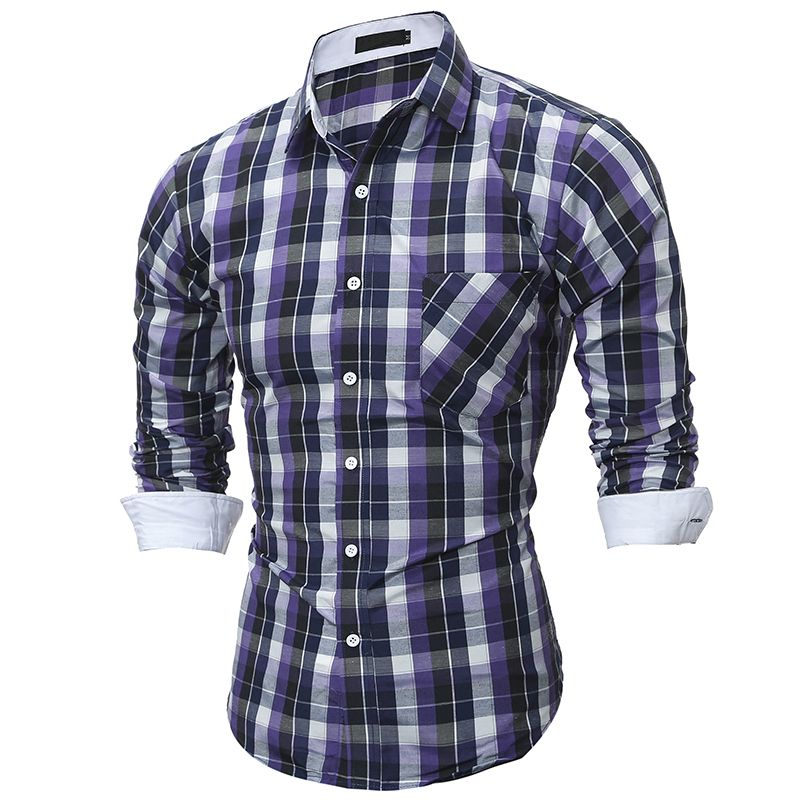 Click to Buy << Shirt for Men Size:M-2XL 2018. >>