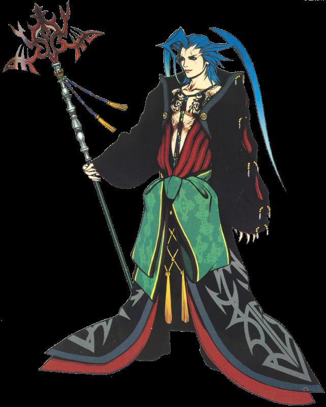 Seymour Final Fantasy X Final Fantasy Collection Final Fantasy