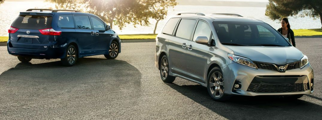 Toyota Corolla, Camry, Highlander, and Sienna Named to