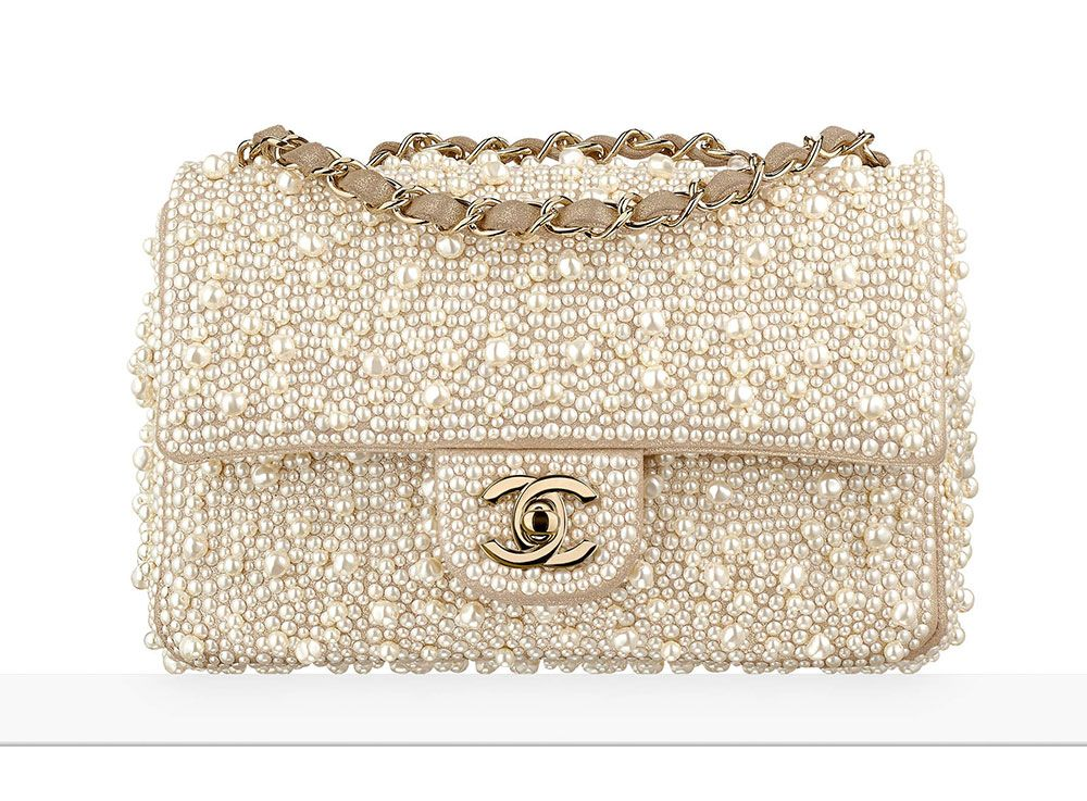 a455e6992c27 Check Out 90 Pics Prices of Chanel's New Metier d'Art 2017 Bags, In Stores  Now