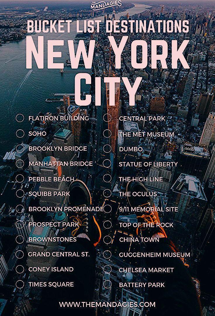 Die über 20 besten Instagram-Spots in NYC (Genaue Details für Standorte in NYC!) - The Mandag...