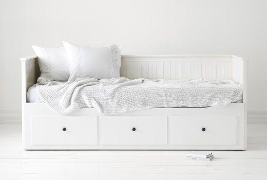 Eenpersoons Bedbank Ikea.Meubels Decoratie In 2020 Ikea Bed Bedbank En Slaapbank