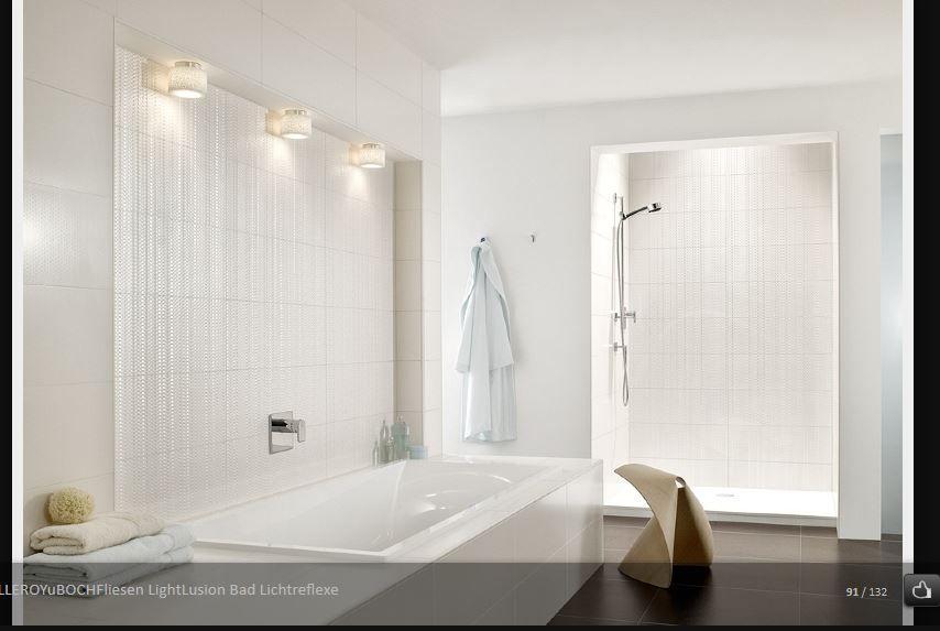 Villeroy Fliesen für die Dusche Bathroom Pinterest