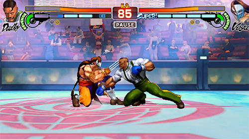 Street Fighter 4 HD for Android