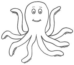"""Képtalálat a következőre: """"free printable octopus math"""