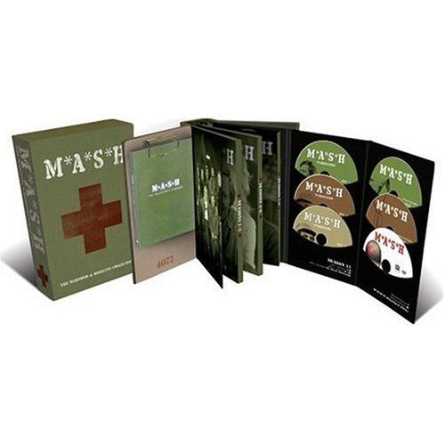 M*A*S*H: Martinis and Medicine Collection (The Complete TV Series) 20th Century Fox Home Entertainment http://www.amazon.ca/dp/B000I2IPF2/ref=cm_sw_r_pi_dp_7TVxub1X9GPK6