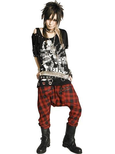 CRACK ROCK Pants (Revival) Plaid Red Black. See more at http://www.cdjapan.co.jp/apparel/sexpot.html #harajuku #punk