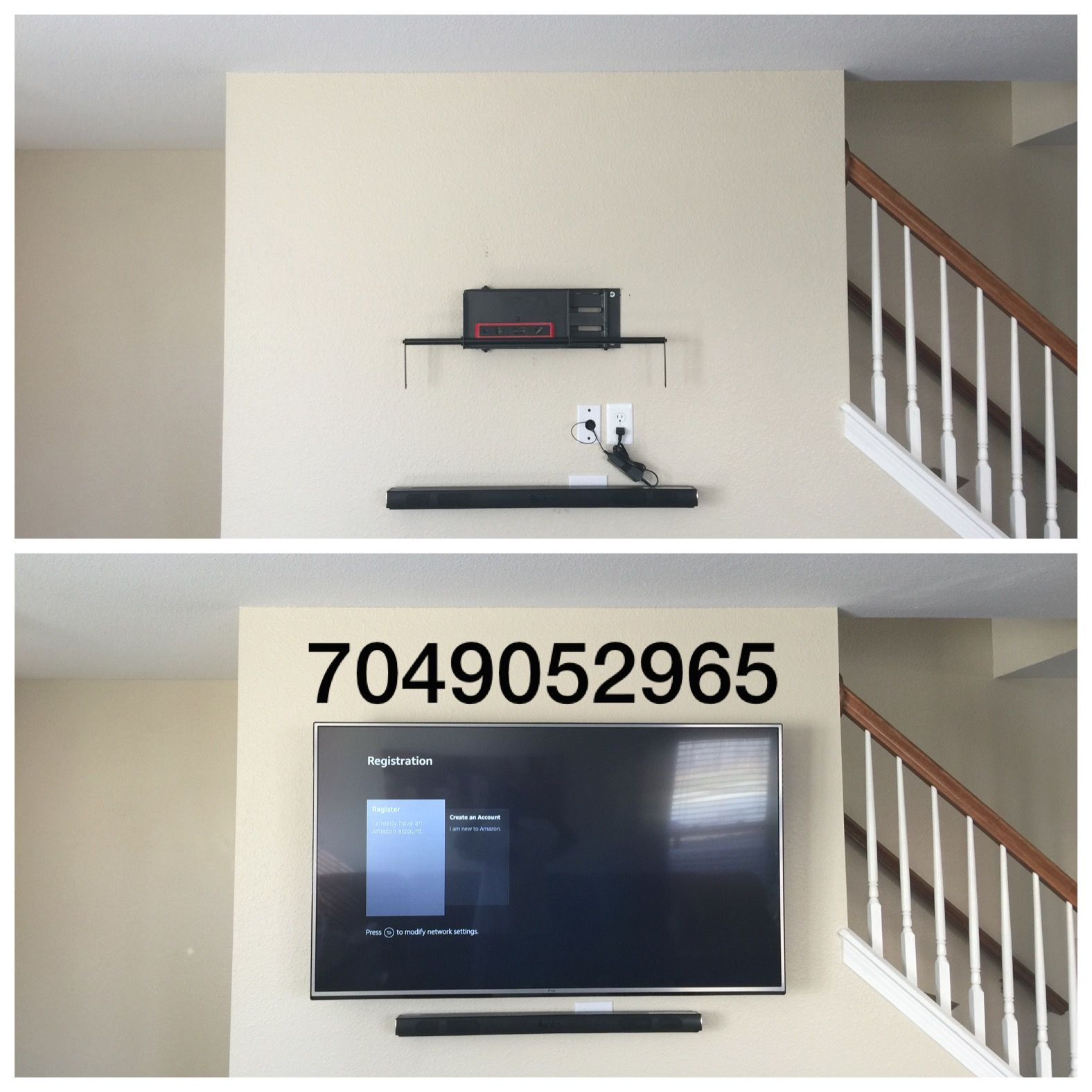 Our professional commercial TV installation team provides expert ...