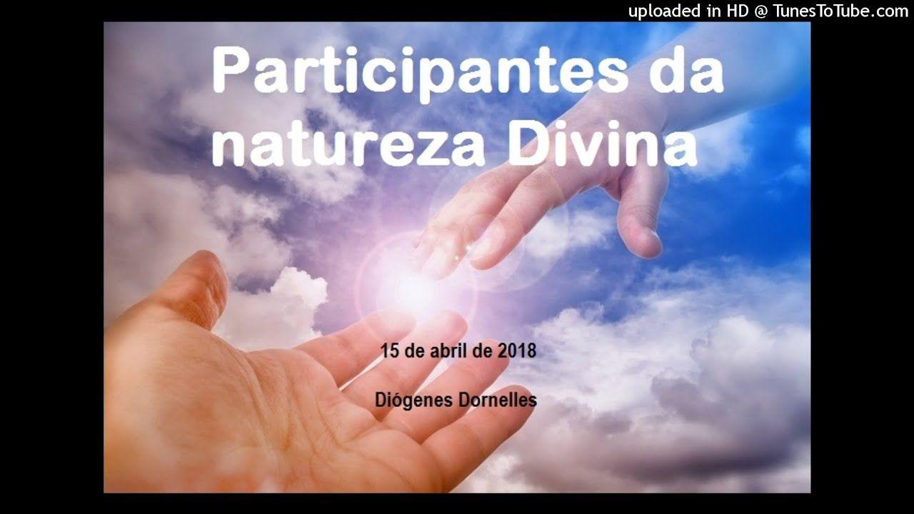 Participantes da Natureza Divina