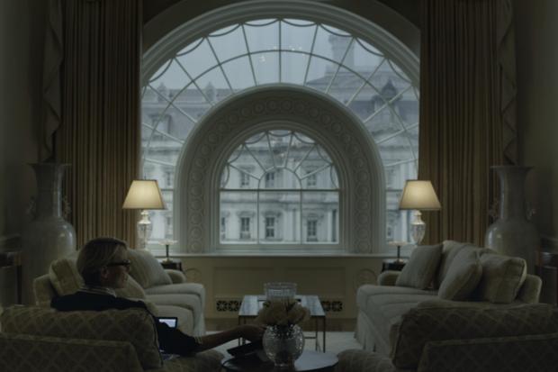 House Of Cards Set Design Interior Designs Darker Website