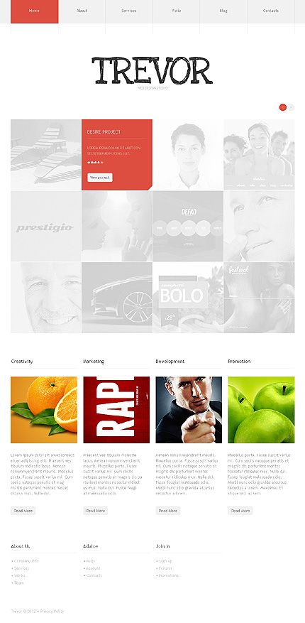Modern Design Studio Wordpress Theme 42498 Web Design Wordpress Web Design Corporate Web Design
