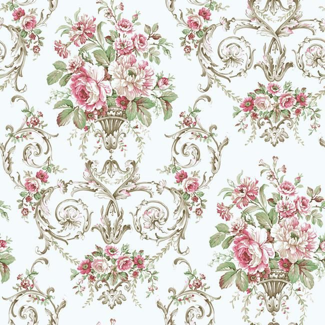 Free shipping on York Wallcoverings wallpaper. Search thousands of designer walllpapers. Item YK-GD5401. Swatches available.
