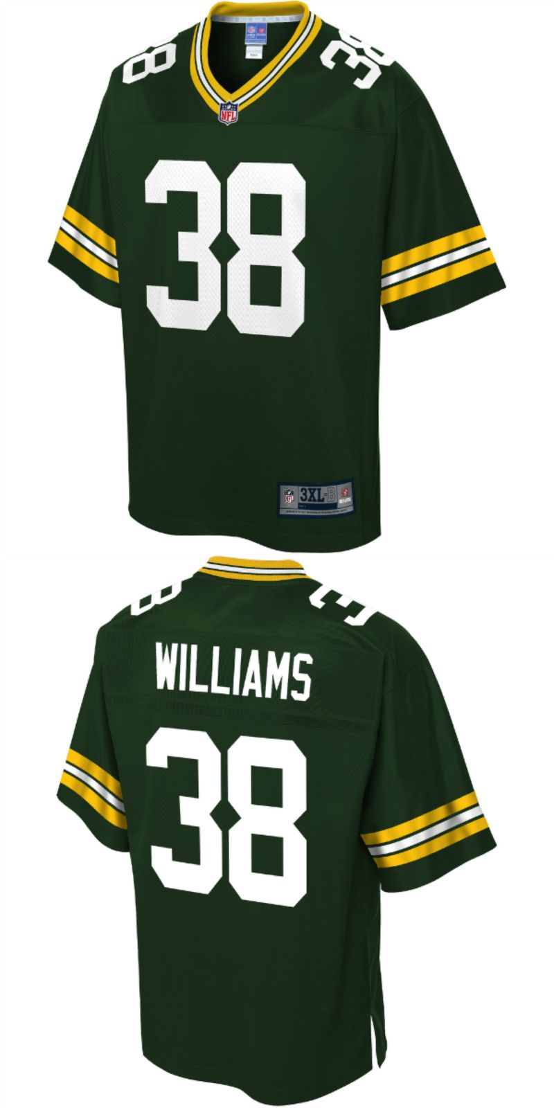 innovative design b592e 3e71d UP TO 70% OFF. Tramon Williams Green Bay Packers NFL Pro ...