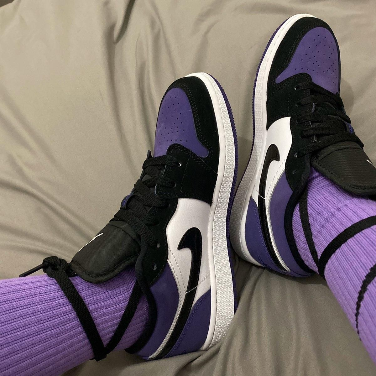 air jordan 1 low court