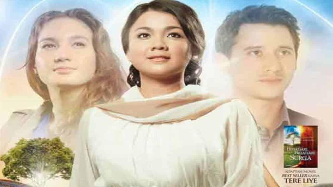 Sinopsis Film Bidadari Bidadari Surga Trans7 Terlengkap 2012 Film Sinematografi Penulis Skenario