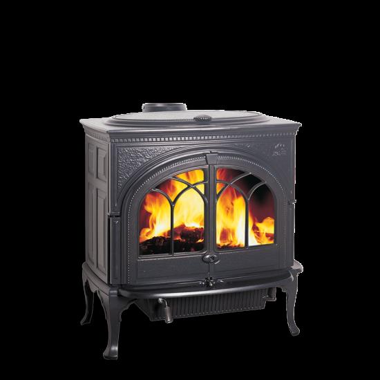 Wood Stove Burning, Cast Iron Wood Burning Stove Fireplace