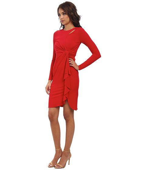 a13da1b36a556 CATHERINE Catherine Malandrino Terri Dress Red - Zappos.com Free ...