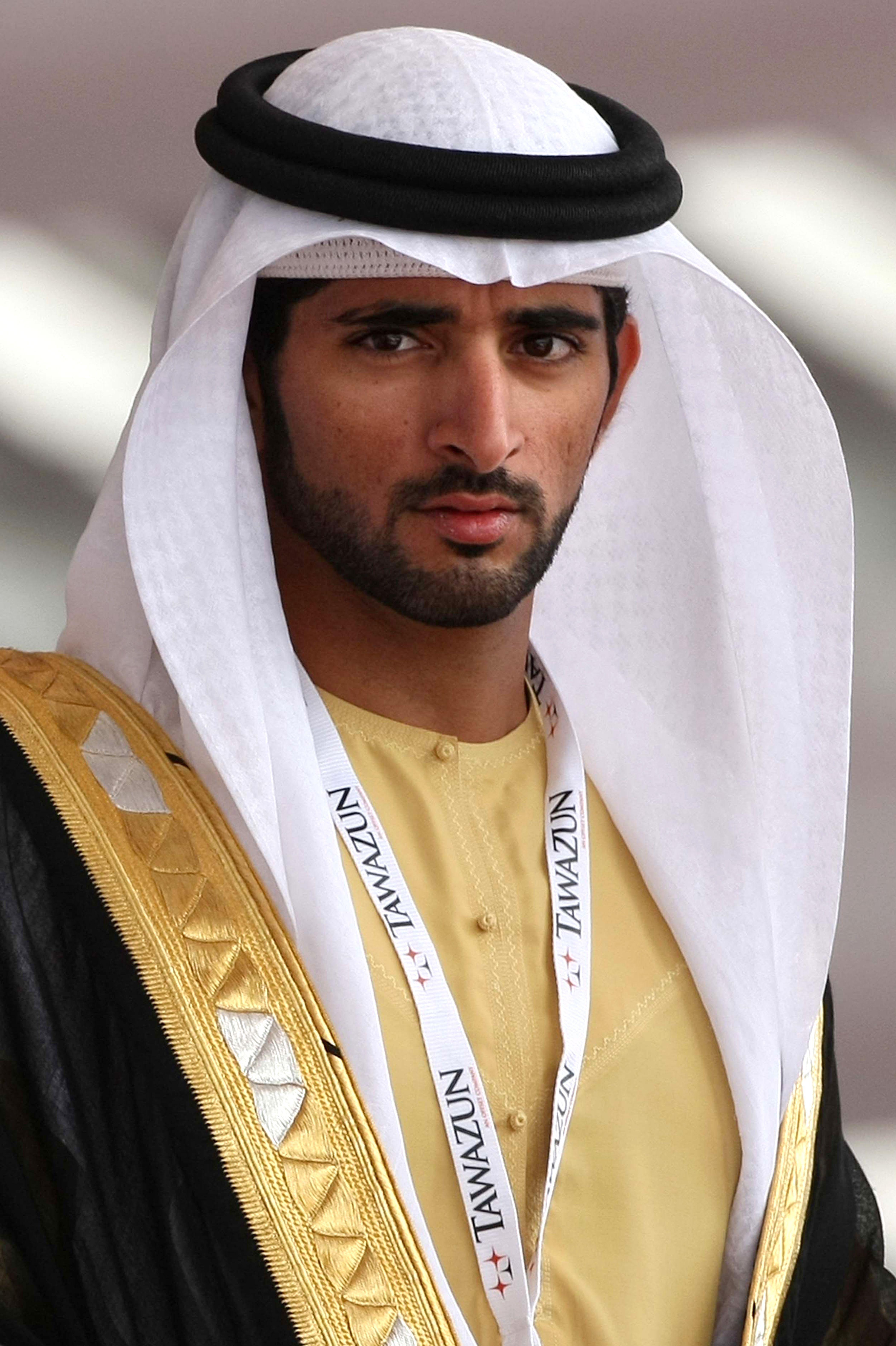 HH Sheikh Hamdan bin Mohammed bin Rashid Al Maktoum Crown ...