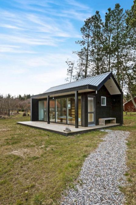 The Best Modern Tiny House Design Small Homes Inspirations No 81 #smallhomes