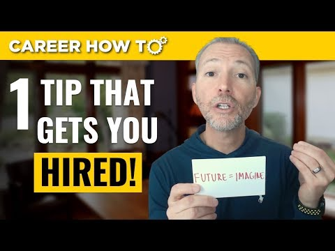 13 A Job Interview Tip Guaranteed To Get You Hired Youtube Job Interview Interview Tips Job Interview Tips
