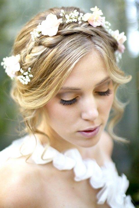 preciosos peinados de novias con trenzas para inspirarte