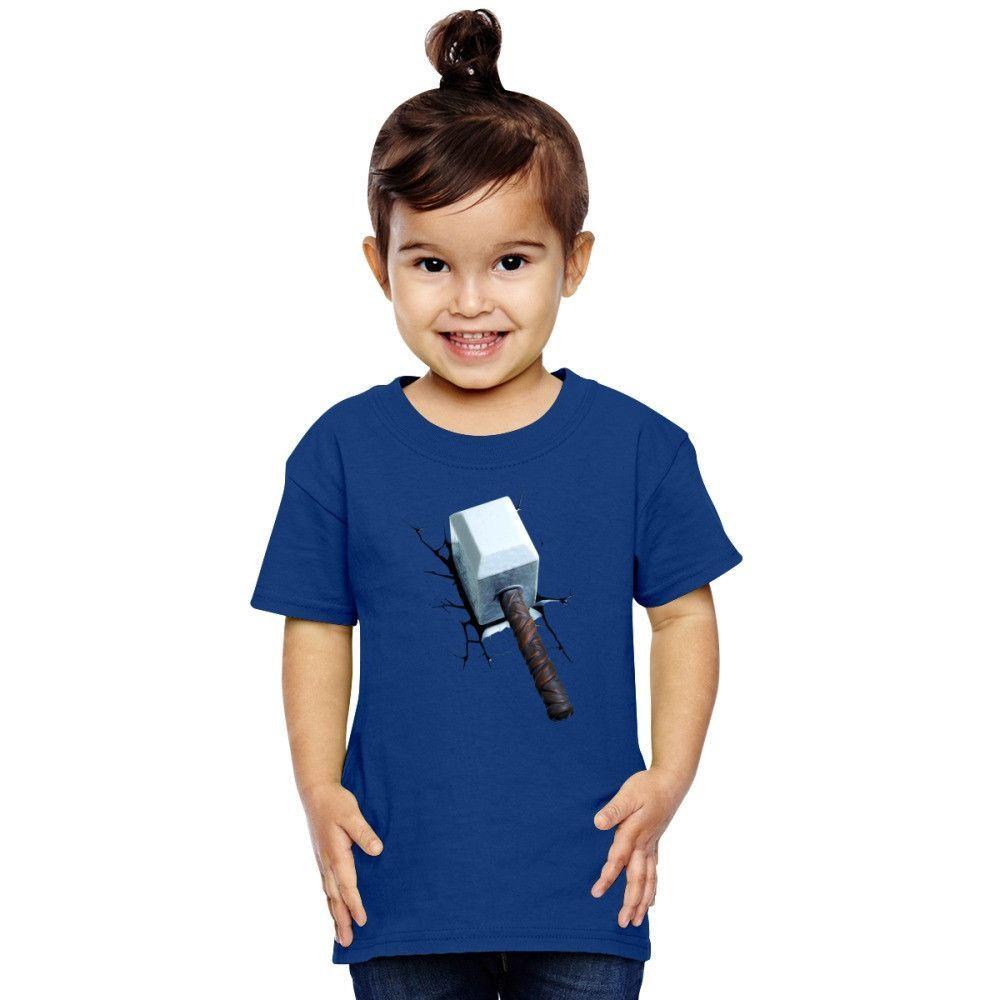 Thor Hammer Toddler T-shirt