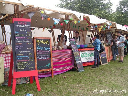 Hire Food Stalls For Festivals