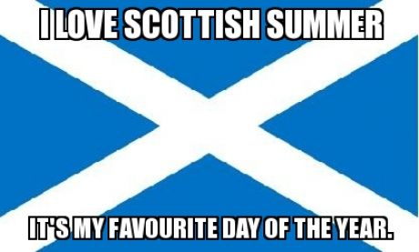 Scottish Weather Scotland Weather Funny With Images