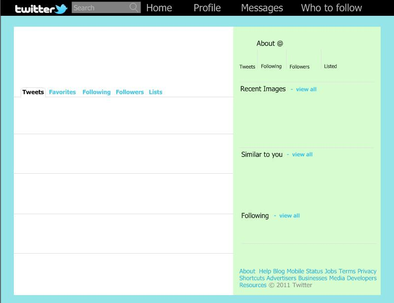 Twitter template in SMART Notebook - tudents can use this ...