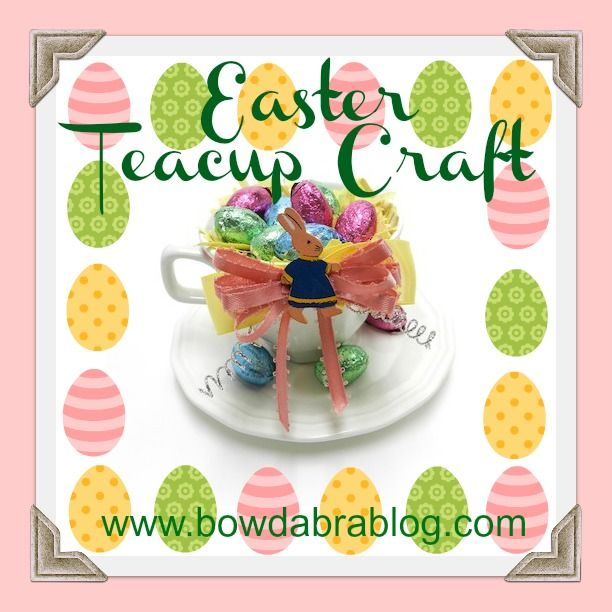 Easter teacup gift design a little easter hostess gift teachers easter teacup gift design a little easter hostess gift teachers gift or co negle Gallery