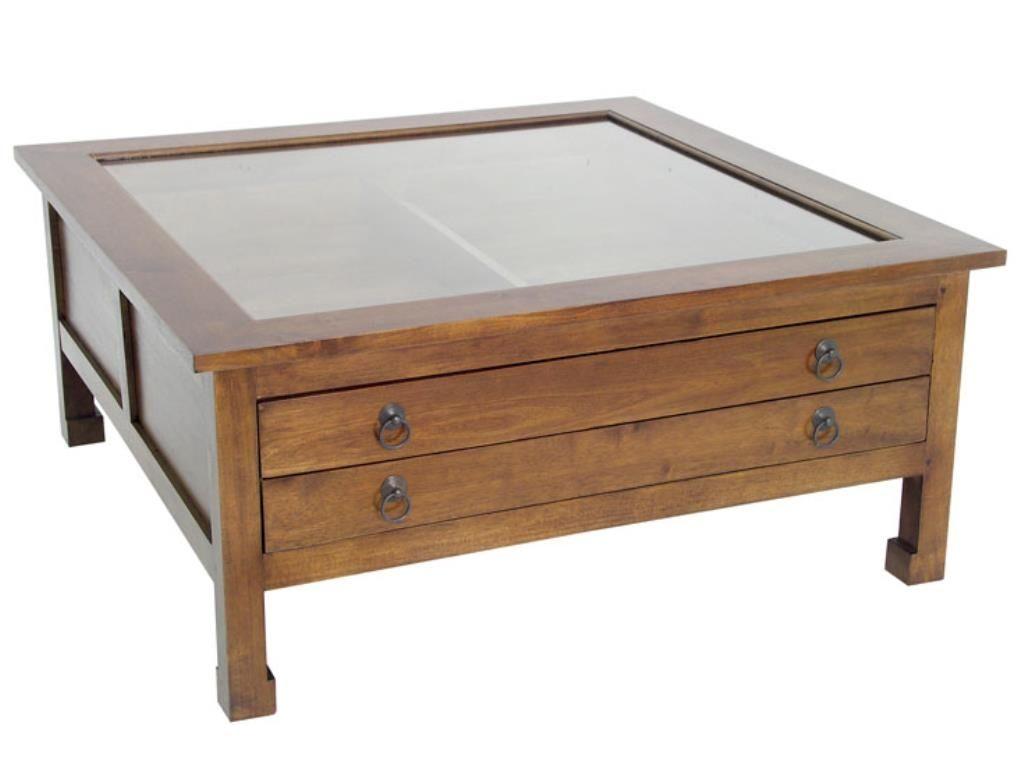 Table Basse Carree Vitre Hevea 100x100x40cm Maori Infos Et Dimensions Longueur 100 Cm Hauteur 40 Cm Matiere Hevea Co Coffee Table Furniture Table