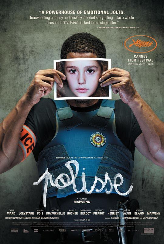 Polisse (About child protection unit in Paris .. tough!) (2011)