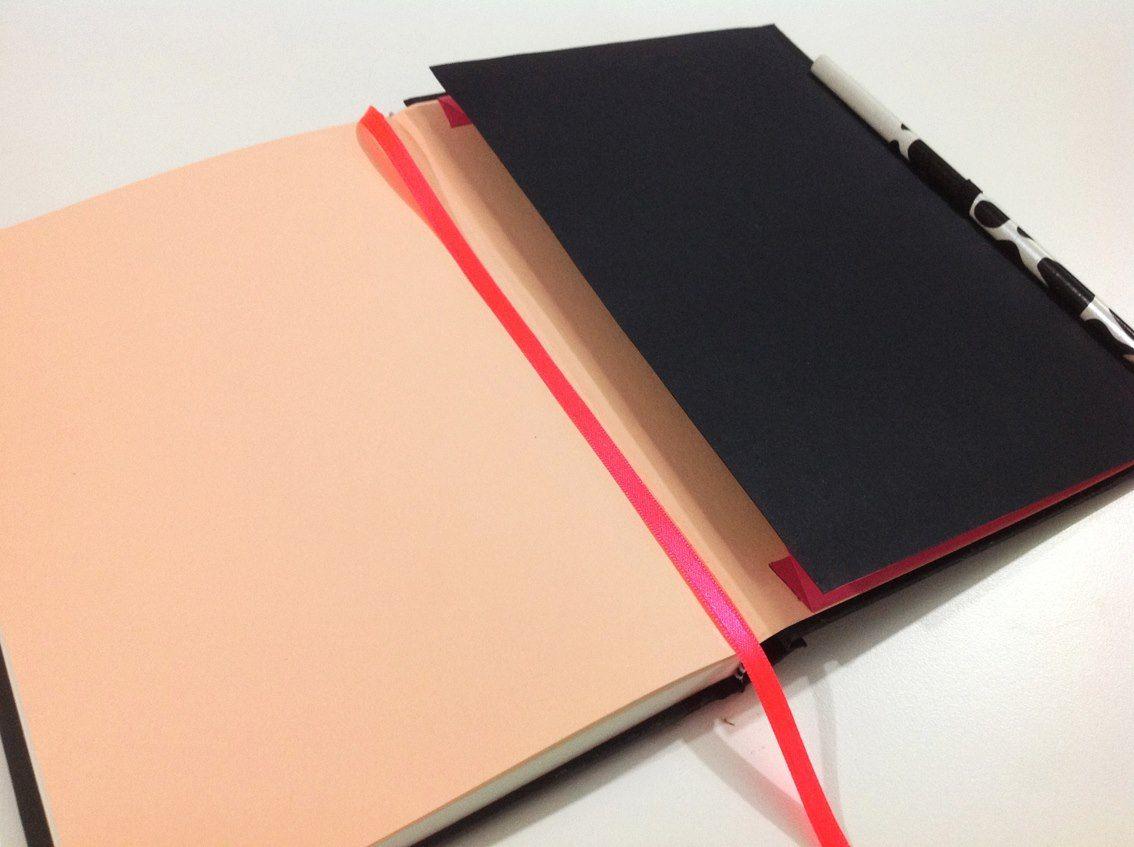 Cuaderno Artesanal + Sobre y Porta Lápiz  ✐  www.facebook.com/lluviataller