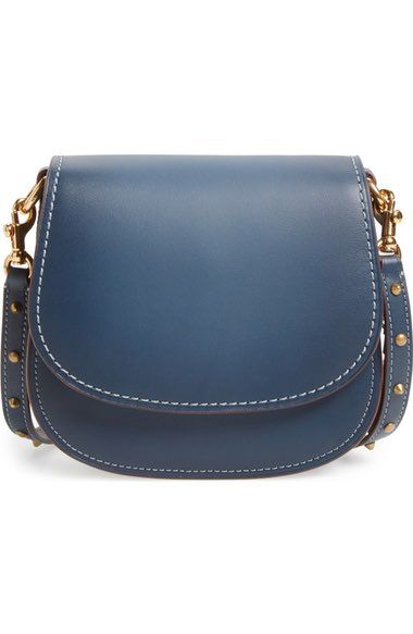 COACH 1941 17 Leather Saddle Bag.  coach1941  bags  shoulder bags  leather   denim  crossbody   f321c591a3f6a