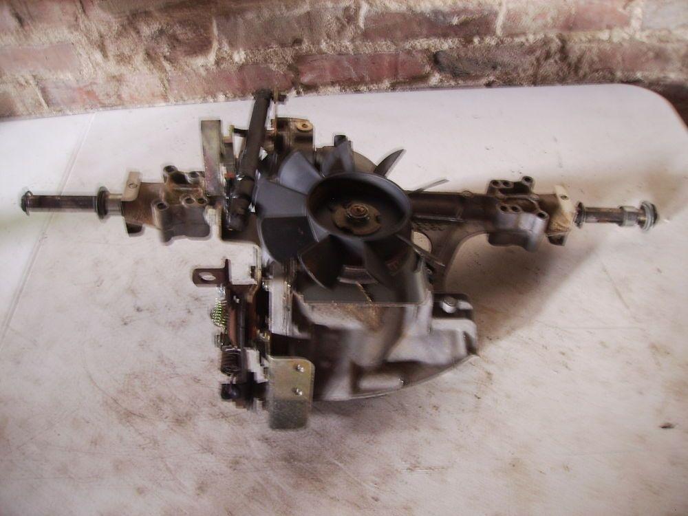 Craftsman Dlt 2000 Automatic Transaxle Rear End Transmission Craftsman Craftsman Lawn Tractor Rear Ended