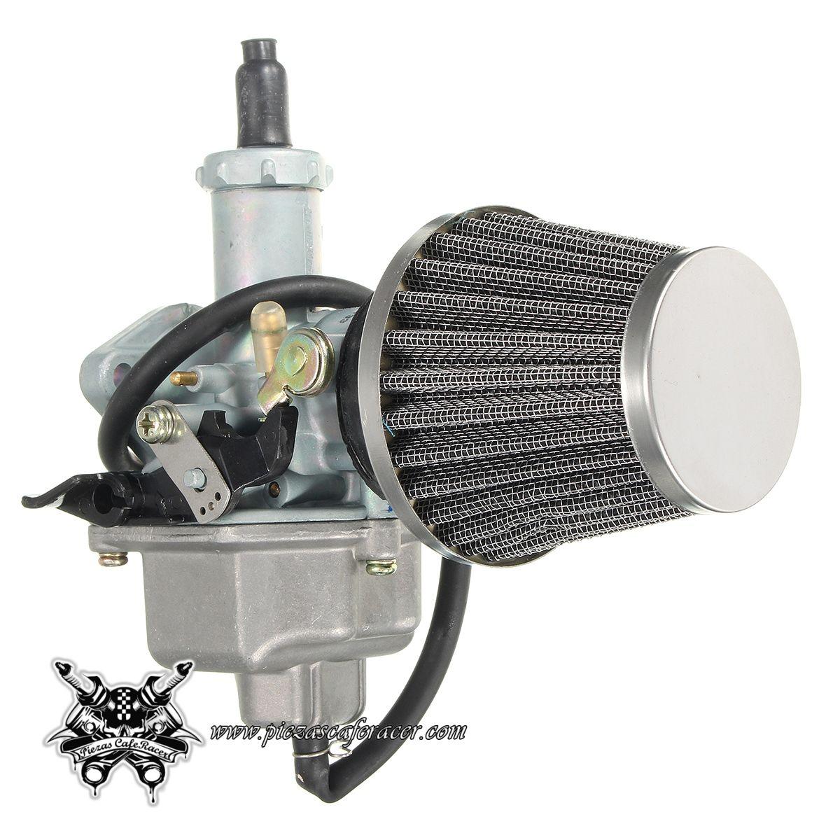 Carburador Completo Para HONDA CB125 CB125S CG125