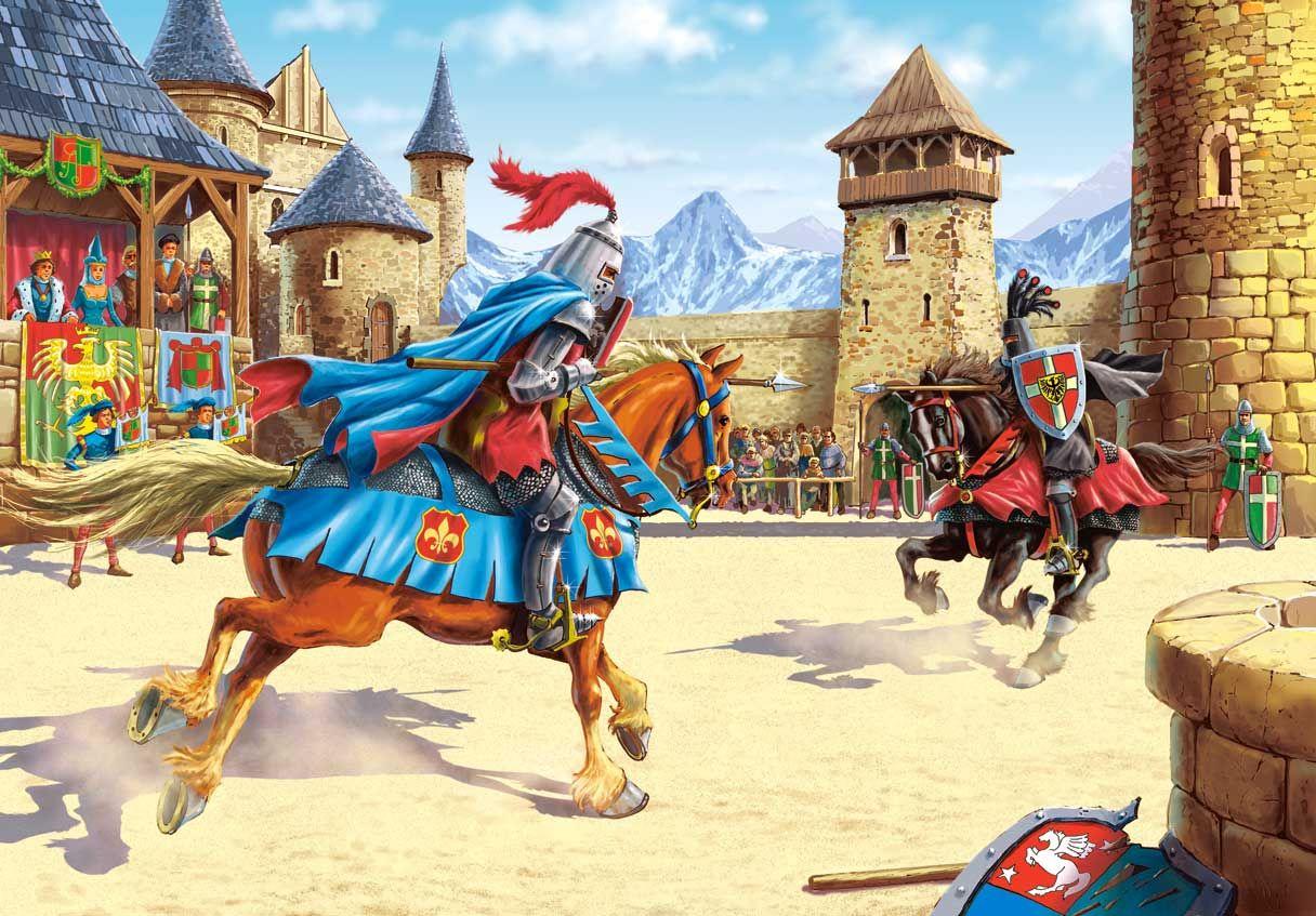 Praatplaat ridders en kastelen tek kart pinterest for Werkbladen ridders en kastelen