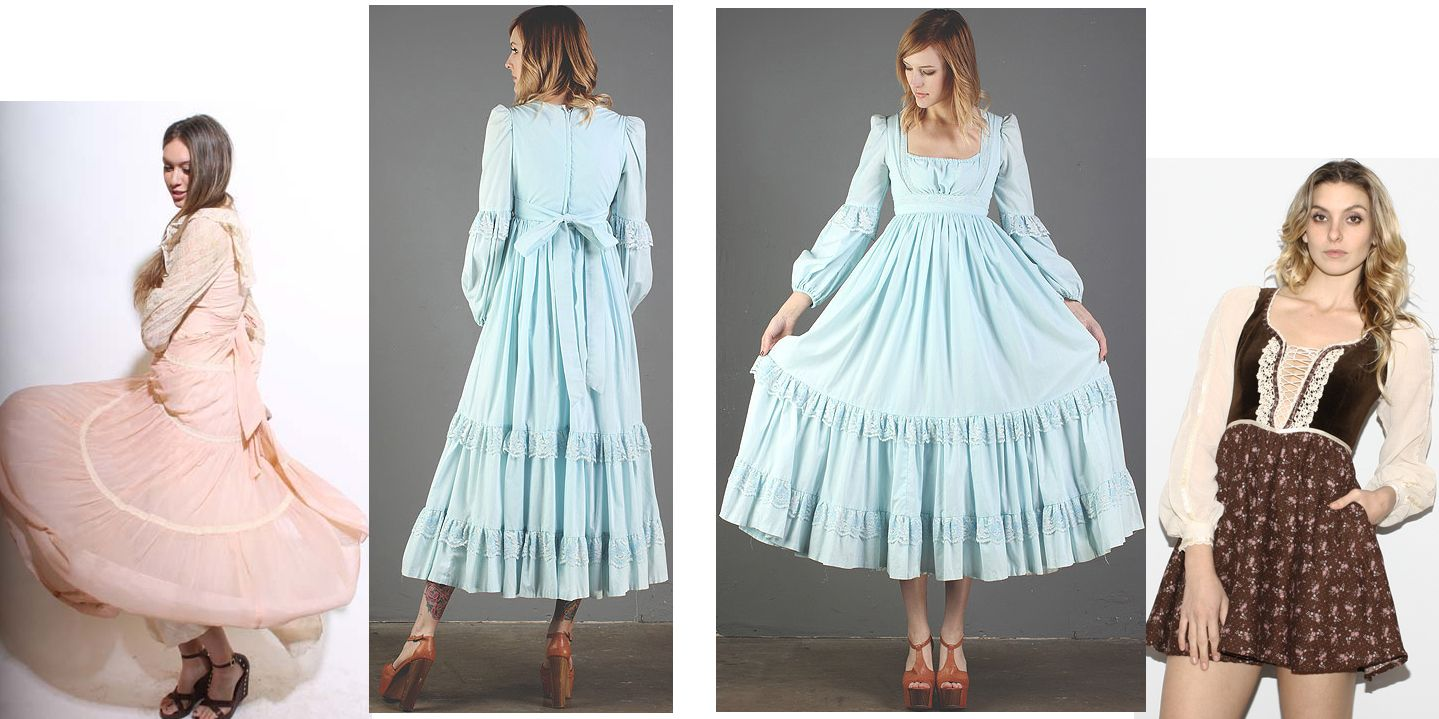1000  images about Gunny Sack Dress-These are so pretty- I ...