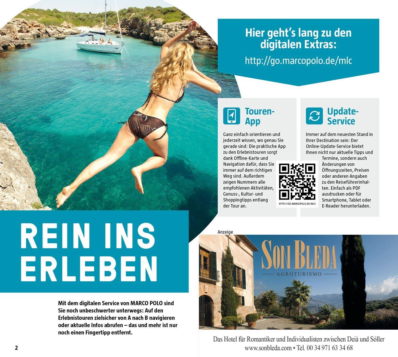 MARCO POLO Reiseführer Mallorca Reisen mit InsiderTipps