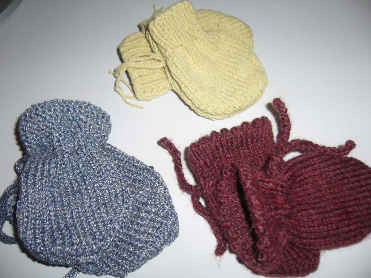 vente de sortie mode la plus désirable vente moins chère Tricoter des moufles sans pouce | Tricot | Tricot, Moufle et ...