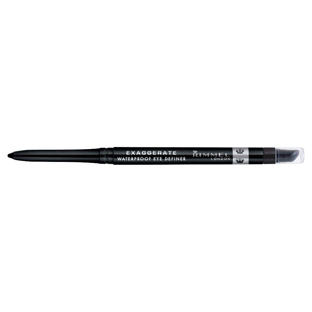 7d630f01f90 Exaggerate Felt Tip Eye Liner Black | Products | Eyeliner, Eyes, Felt