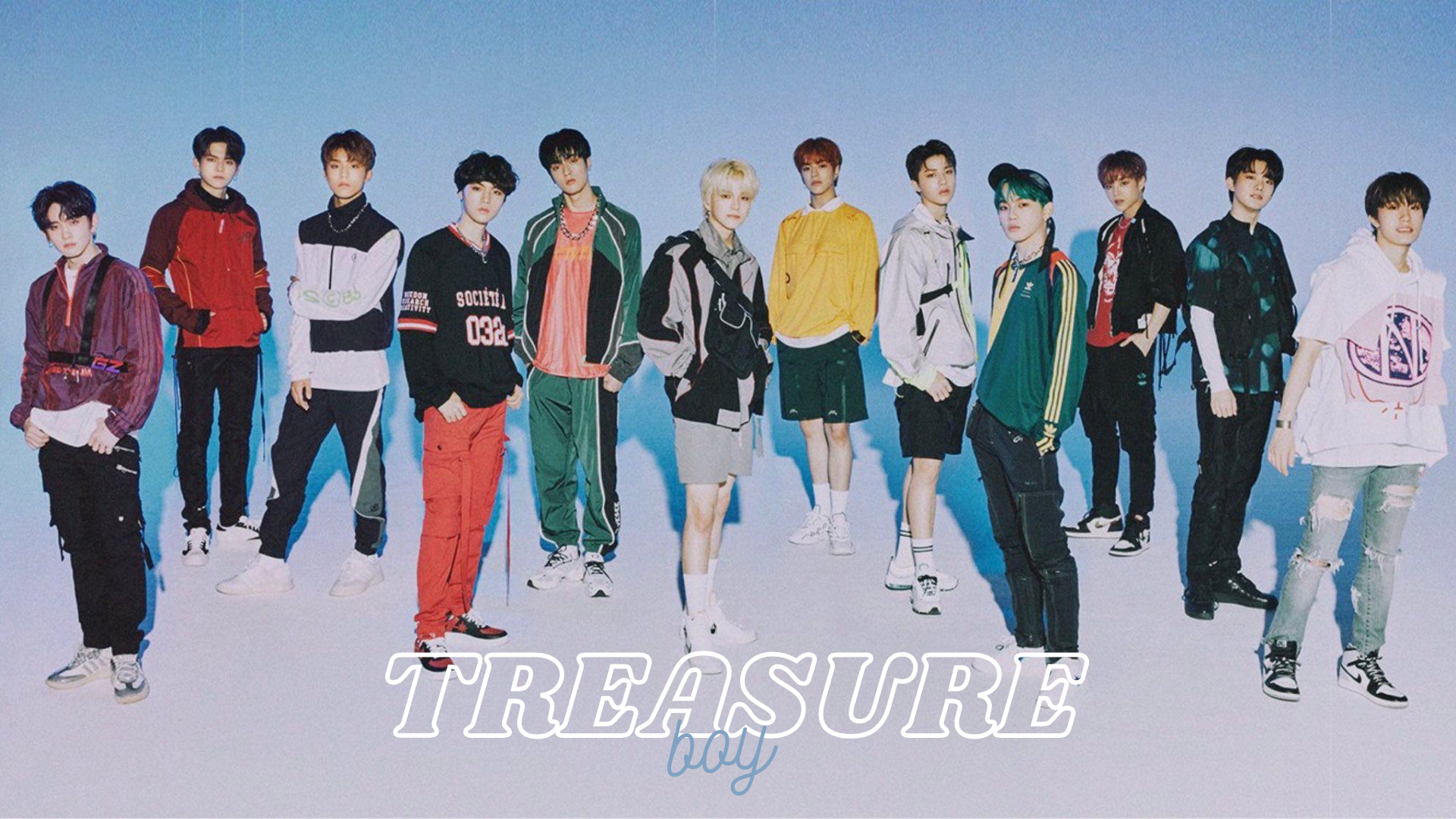 kpop yg treasure boy laptop or desktop wallpaper aesthetic | Kursus  fotografi, Lucu, Artis