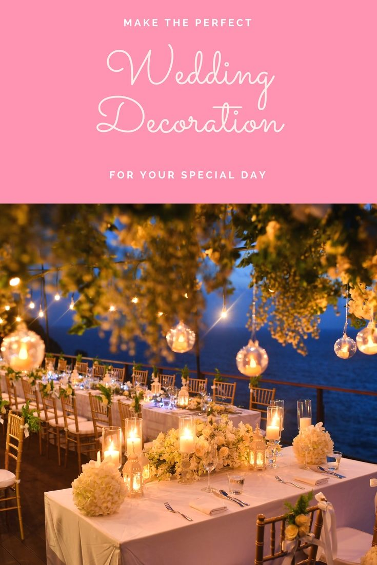 Latest wedding decoration images  Revamp Your Personal Wedding Party Using These Latest Cheap Wedding