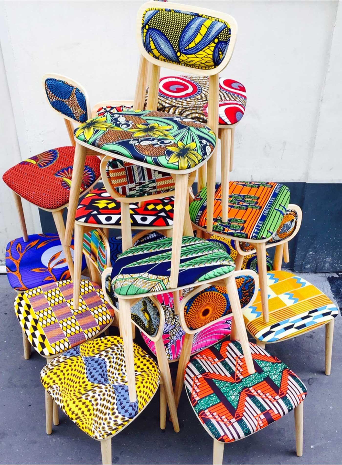 OnLes Sandrine AloufWhimsical Wax Chaises Tendances By Going OkN8wZnPX0